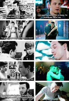 I really love Mickey and Ian. They stole my heart right from the moment they met