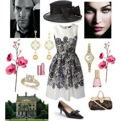 """""""Lady Rosa"""" by leoniedroegsler on Polyvore"""
