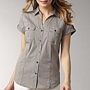 Liz Claiborne Woven Shirt $22.00 @JC Penny