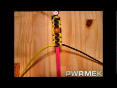 Add some beads to your paracord bracelet - video tutorial.  #ParacordBraceletHQ