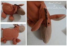 Donkey polar pillow :)