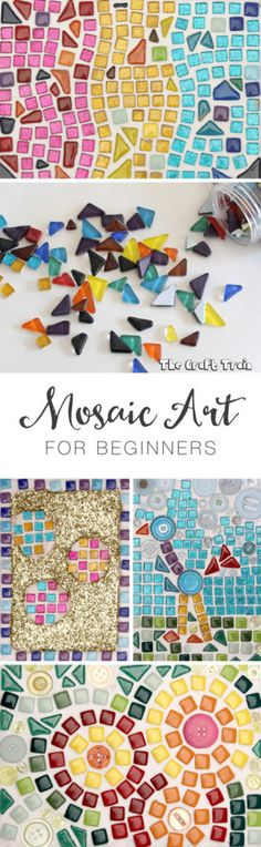 mosaic art for beginners