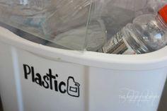 Green Linkup: Recycling My Plastics
