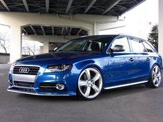 #SouthwestEngines Modified Audi A4 Avant B8 1.8 TFSI 2009