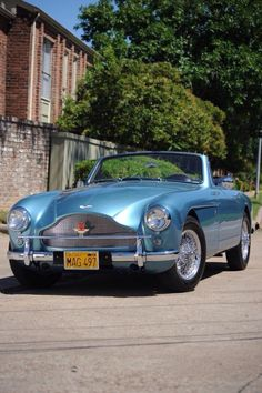 1958 Aston-Martin DB Mark III DHC