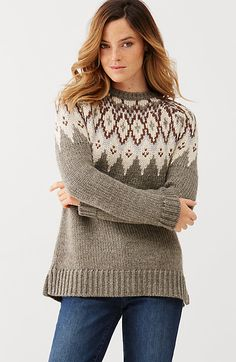 birchwood sweater.  I own this one.