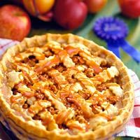 Caramel apples, Pies and Caramel on Pinterest