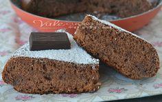Torta senza forno con ricotta e cioccolato