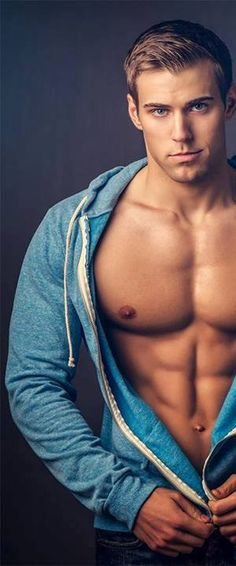 "Handsome man - ""Don't ever dream to have body like this!!,without dedication…"