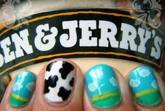 Junk Food Nail Art: Totally Gross or Kind of Fun?