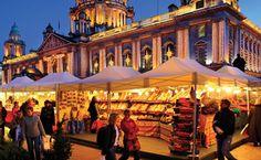 The Christmas Market, Belfast