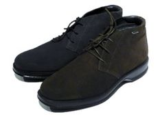 Italian low boot for men with Gore Tex by Igi&Co