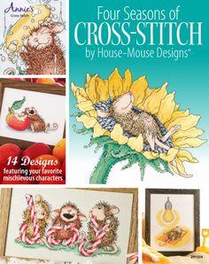 Gallery.ru / Фото #1 - Four Seasons of Cross-Stitch by House-Mouse Designs - samashveya