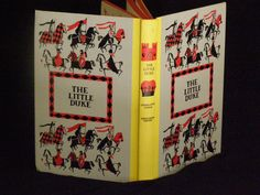 The Little Duke Junior Deluxe Edition Charlotte Yonge, Published by Nelson Double Day  (1955) First Edition by parkie2 on Etsy