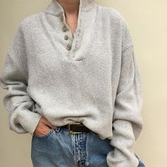 These Pullover are used to take your outfit from fundamental to actually fab in situations. Get inspired Pullover - Outfit Looks Style, Looks Cool, My Style, Mode Outfits, Fashion Outfits, Womens Fashion, Jean Outfits, Fashion 2018, Fashion Online