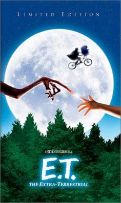 E.T. - The Extra-Terrestrial (Limited Edition) - VHS