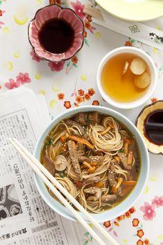 Cook me tender: Fideos asiáticos para Blogs contra el hambre/Blogs contra la fam