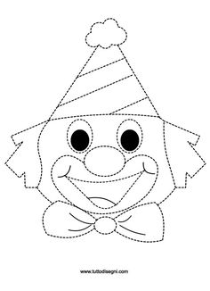 Daycare Crafts, Crafts For Kids, Mardi Gras, Kids Carnival, Kindergarten Writing, Diy Craft Projects, Photography Props, Kids And Parenting, Coloring Pages