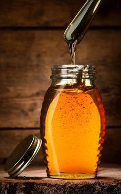 golden brown honey
