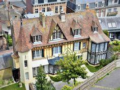 Villa Castel, en Seine-Maritime
