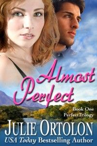 Almost Perfect by Julie Ortolon, currently FREE! Old desires burn hotter than ever when free-spirited Maddy collides with her former high school sweetheart, now a sexy, ex-Army Ranger. Another great read by @JulieOrtolon :-)