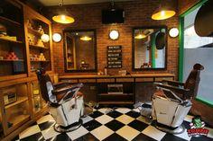 Zombie Barbershop Jakarta  Jl. Tanjung Gedong no.30  Lokasi persis dibelakang kampus UNTAR 1 JAKARTA BARAT