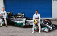 Qualifiche GP Bahrain, delusione Ferrari, disastro Vettel, Mercedes imprendibili #ferrari #formula #1 #hamilton #alonso