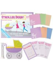 Stroller Derby Baby Shower Game - Party City