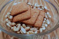 Arašídové kuličky v čokoládě hotové za 10 minut Hummus, Peanut Butter, Erika, Ethnic Recipes, Food, Eten, Meals, Nut Butter, Diet