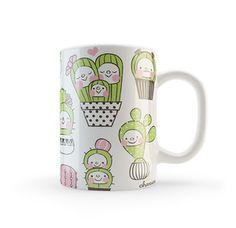 charuca shop cactus mug!