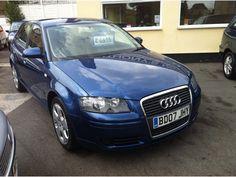 AUDI A3 1.9 TDi Special Edition 5dr Hatchback  - £6,995 - #Bargain, #Bargains, #BargainsBristol, #Bristol, #BristolForSale, #BusinessInBristol, #ForSaleBristol - http://sellitsocially.co.uk/sell-it-socially/bristol/audi-a3-1-9-tdi-special-edition-5dr-hatchback-6995/