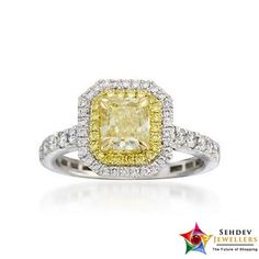 Stylish #yellowsapphire  #gemstone  studded #rings  at https://sehdevjewellers.com/yellow-sapphire/yellow-sapphire-premium-grade.html
