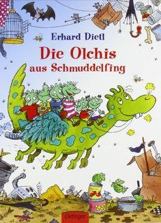 Die Olchis aus Schmuddelfing von Erhard Dietl http://www.amazon.de/dp/3789164100/ref=cm_sw_r_pi_dp_YSIcwb19PGSTN