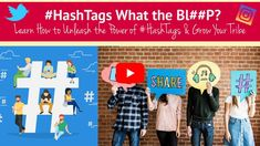 How to Use #HashTags on Instagram, Twitter & Facebook  Are you wondering how to use #HashTags properly in your Twitter Tweets & Instagram Posts? Listen in as The Athena Arena and Liz Gracia, Founder, Brand Building Strategist and Digital Marketing Expert  for an uplifting and informative gathering where you will learn specific strategies you can implement immediately to turbo charge your #HashTags efforts and turbo boost your # of followers and follower engagement!