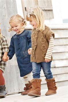 fashionable little girls... can I get this for big girls?