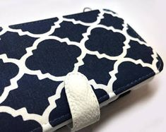 Navy Blue LG phone wallet LG V20 Lg G6 Lg G5 Lg G4 Lg G3 Lg K10 Lg K7 Lg K8 Lg V10 Lg Tribute 5 by superpowerscases. Explore more products on http://superpowerscases.etsy.com