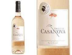 Le gris ou le rosé corse de Casanova sont de petites merveilles ! Je vous les conseille --- Afficher l'image d'origine