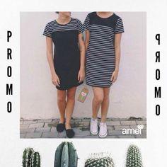 PROMO❤️🌵 #lojaamei #promo #listras #vestido #etiquetaamei #muitoamor