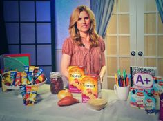 Live from our studio in NYC-  Terra Wellington gives tips on how to pack a healthy lunch
