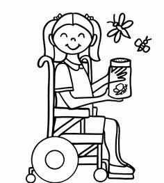 72 En Iyi Engelliler Haftası Etkinlikleri Görüntüsü Coloring Books