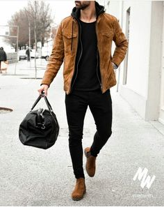 Men winter fashion 580049626987779340 - Yg dicari Source by Stylish Mens Outfits, Casual Outfits, Men Casual, Fashion Outfits, Fashion Boots, Winter Outfits Men, Work Fashion, Chelsea Boots Outfit, Mens Chelsea Boots
