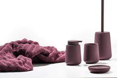 Zone Denmark soapdispenser velvet purple nova one - Keck en Lisa