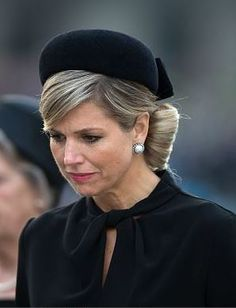 Queen Máxima, May 4, 2015 in Fabienne Delvigne | Royal Hats