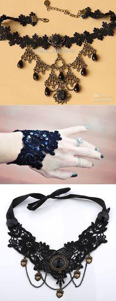 Ornaments from lace - many ideas and MC. | frivolite | Постила