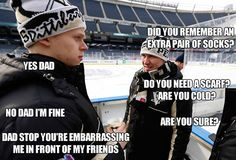Olli Maatta & Jussi Jokinen I probably shouldn't have laughed as hard as I am right now...