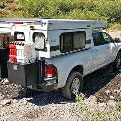 Best slide in camper for toyota tacoma | Pickup truck ...