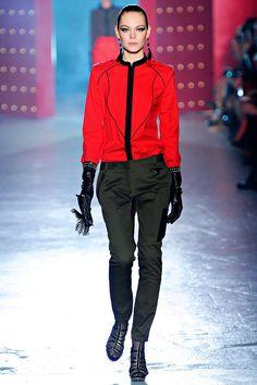 Jason Wu Fall 2012 – Vogue