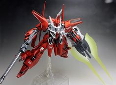 P-Bandai: RE/100 Rebawoo   (Release Date: Feb 2017, Price: 4,536 yen)     Modeled by zgmfxg