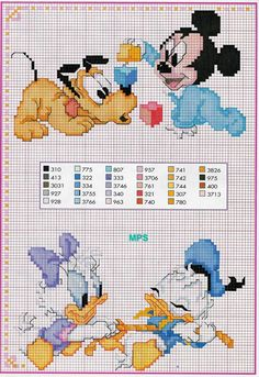 Mickey and Friends Disney Babies 2/11