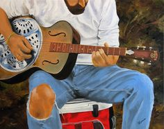 """""""Resonator"""" - 30""""x24"""" Oil on Gallery Wrapped Canvas - Available for Sale"""